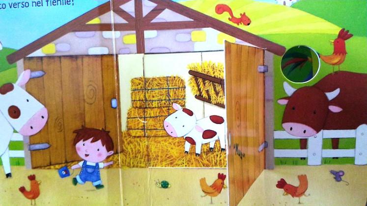 i piccoli della fattoria un libro con gli animali pi