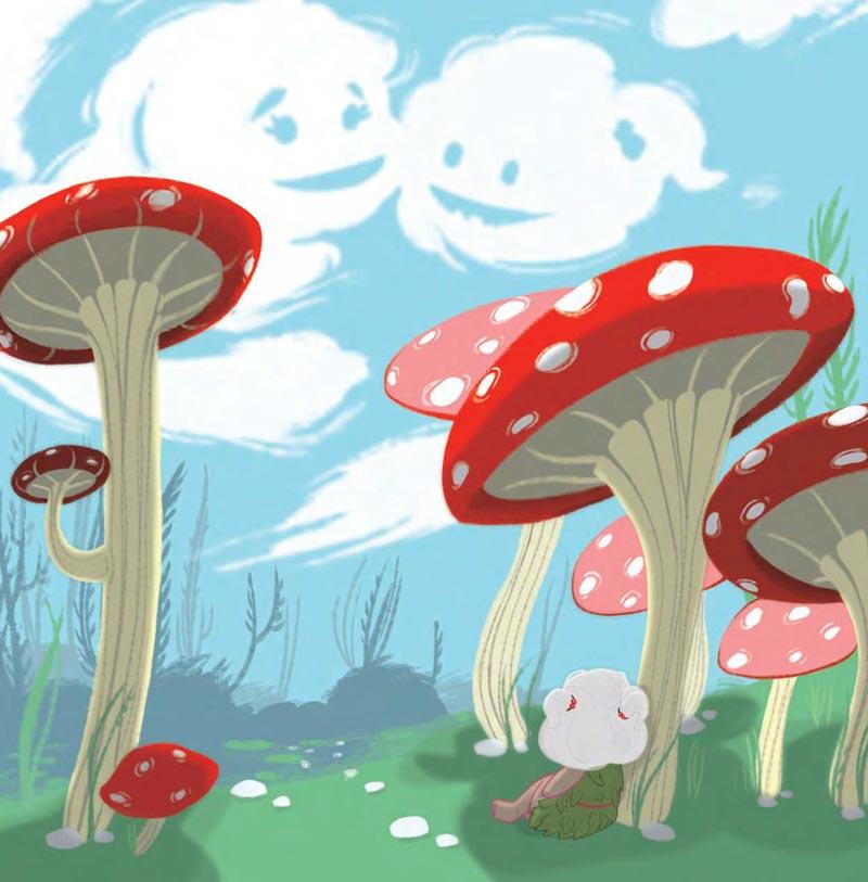 """Top Panna nel grande giardino"""": un libro per bambini che unisce natura  VT59"""