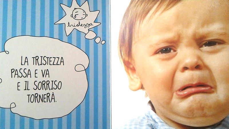 """Top Facciamo le facce"""": un libro per bambini più piccoli, il primo da  SR66"""