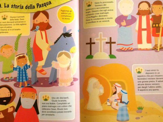 La storia di pasqua libro sulla pasqua per bambini - Giochi di baci sul letto ...