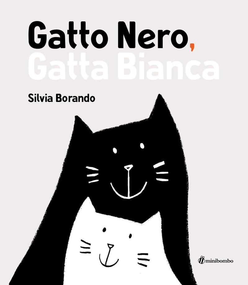 Gatto nero gatta bianca nero e bianco la fusione - Disegni in bianco per la colorazione ...