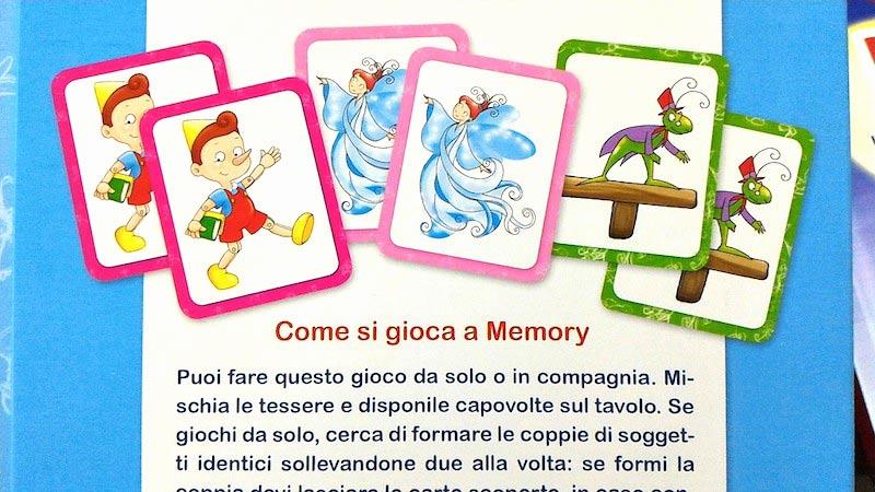 """Carta Da Parati Classica Toile Volpe: """"Pinocchio Il Gioca Libri"""": Un Libro Gioco Per Bambini Con"""