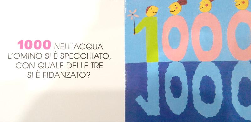 Disegno I Numeri Libro Per Bambini Per Imparare Divertendosi
