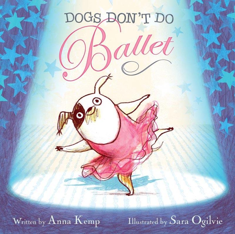 Dogs Dont Do Ballet Un Classico Libro In Inglese Per Bambini Per