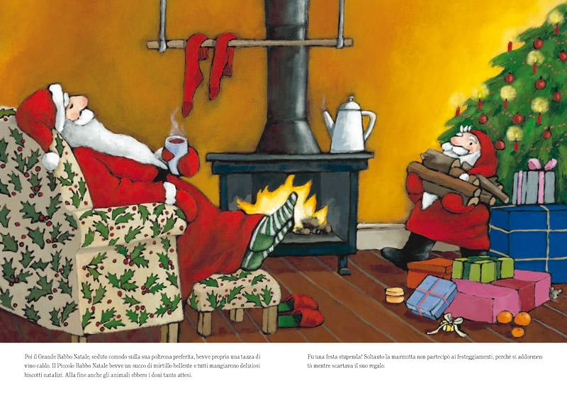 Il Percorso Di Babbo Natale.Il Grande Viaggio Del Piccolo Babbo Natale Terzo Titolo